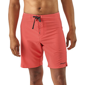 Patagonia M's Stretch Hydropeak Boardshorts Spiced Coral